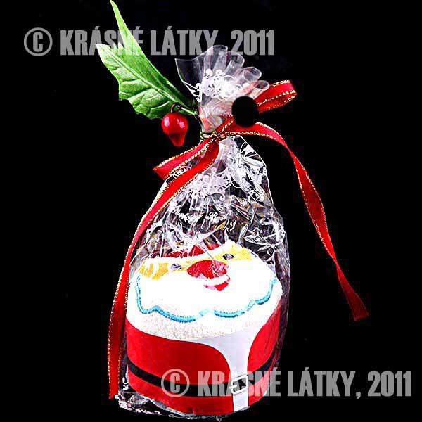 Santa Claus - bavlněný ručník