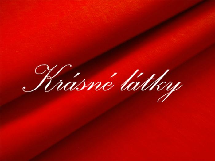 sytě červené- kvalitní bavlněné plátno v šíři 150 cm 3de76440d95