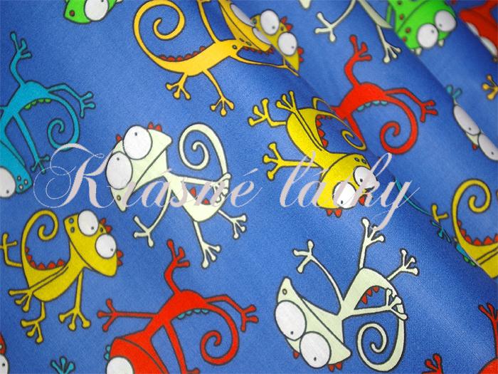 Sovy- š.160 cm 100% bavlna v pestrých b. na dětské výrobky a dekoraci e8587e53e39