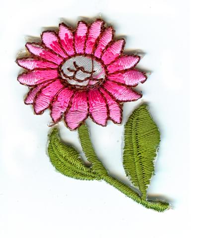 Nažehlovačka 32 - Květinka růžová